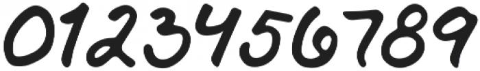 Rosie Sans otf (400) Font OTHER CHARS