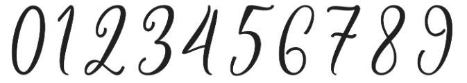 Rositha otf (400) Font OTHER CHARS