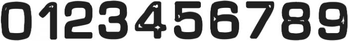 Rostek Old 2 Typeface otf (400) Font OTHER CHARS