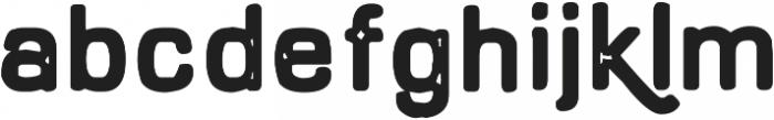 Rostek Old 2 Typeface otf (400) Font LOWERCASE