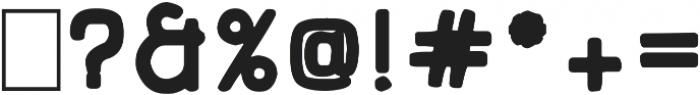 Rostek Old Typeface otf (400) Font OTHER CHARS