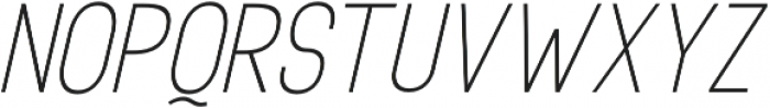 Rotrude otf (300) Font UPPERCASE