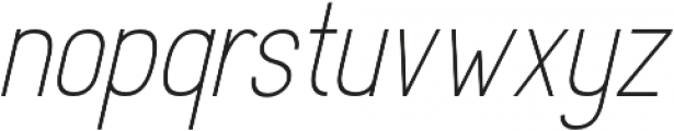 Rotrude otf (300) Font LOWERCASE