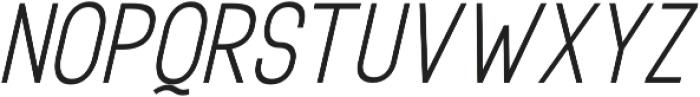 Rotrude otf (400) Font UPPERCASE