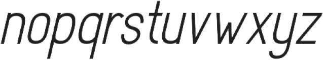Rotrude otf (400) Font LOWERCASE