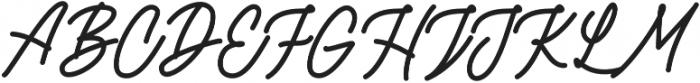 Rottordam otf (400) Font UPPERCASE