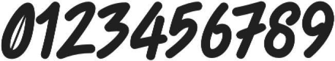 Rotulona Hand otf (400) Font OTHER CHARS