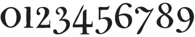 RoughAntiquaAllCaps Regular otf (400) Font OTHER CHARS