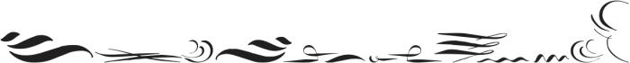 RoughFleuronsCalligraphic Regular ttf (400) Font LOWERCASE