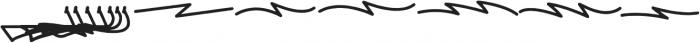 Routen Swash Inky otf (400) Font LOWERCASE
