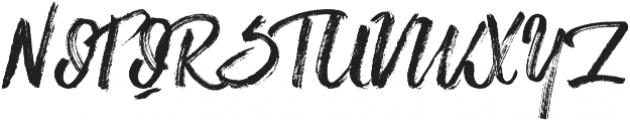 Rowo Typeface Regular ttf (400) Font UPPERCASE