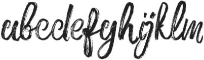 Rowo Typeface Regular ttf (400) Font LOWERCASE