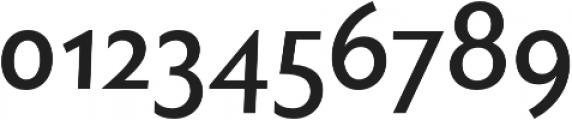 Rowton Sans FY Medium Italic otf (500) Font OTHER CHARS