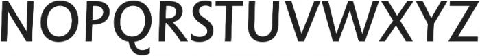 Rowton Sans FY Medium Italic otf (500) Font UPPERCASE