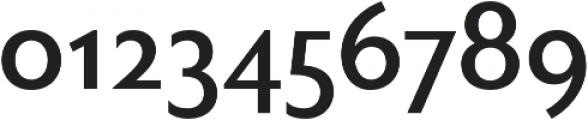 Rowton Sans FY Medium otf (500) Font OTHER CHARS
