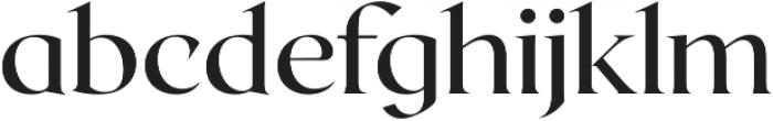 Roxborough CF Medium otf (500) Font LOWERCASE