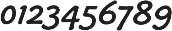 RoyHand RP Regular otf (400) Font OTHER CHARS