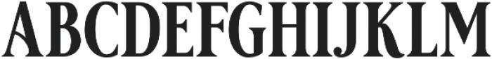 Royal Signage_1.4 ttf (400) Font LOWERCASE