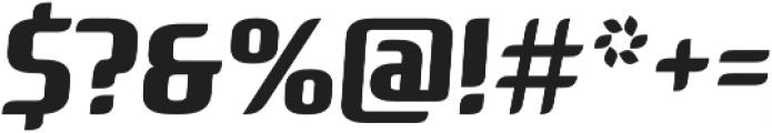 Roz Medium Italic otf (500) Font OTHER CHARS