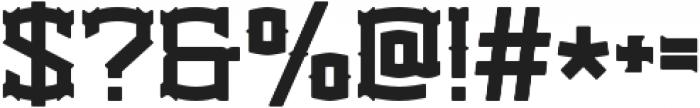 Rozalyn otf (400) Font OTHER CHARS