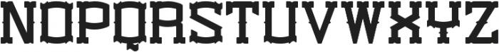 Rozalyn otf (400) Font LOWERCASE