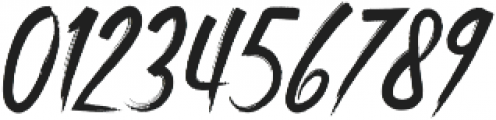 roastink Regular otf (400) Font OTHER CHARS