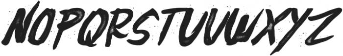 rostoh otf (400) Font UPPERCASE