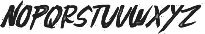 rostoh otf (400) Font LOWERCASE
