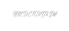Robertortiz.otf Font UPPERCASE