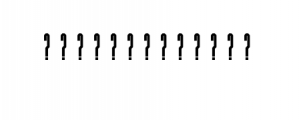 Roebling Bridge Font Font LOWERCASE