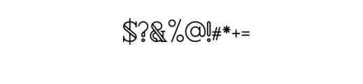 Rollfast-Regular Font OTHER CHARS