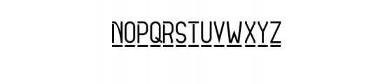 Romanova.ttf Font LOWERCASE