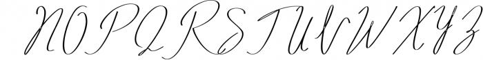 Romtthing Girl - Signature Stylish Font UPPERCASE