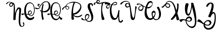 Rosendale Font Duo 1 Font UPPERCASE