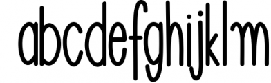 Rosendale Font Duo Font LOWERCASE