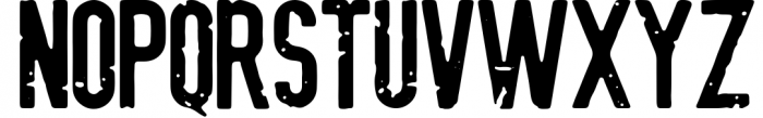 Rosewell Font Collection 6 Font LOWERCASE