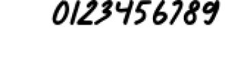 Rottles Signature Font 1 Font OTHER CHARS