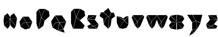 ROCKA Font UPPERCASE