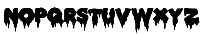 ROCKY AOE Font UPPERCASE