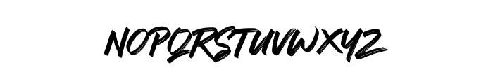 RODAMAS Font UPPERCASE