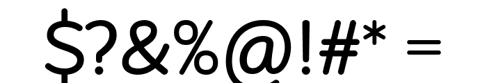 Robaga Rounded Font OTHER CHARS