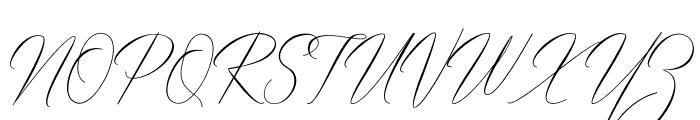 Robertortiz Font UPPERCASE