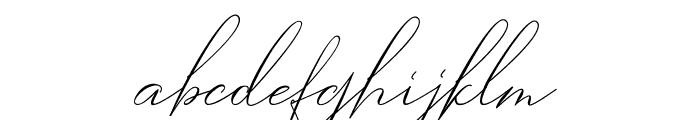 Robertortiz Font LOWERCASE