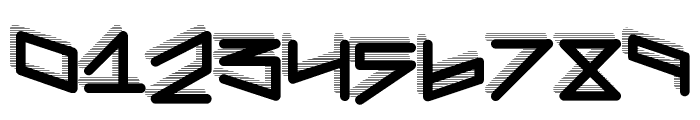 RobotShadow Font OTHER CHARS