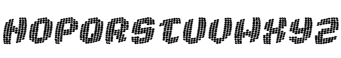 Robotica Font LOWERCASE