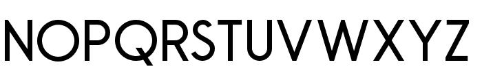 RobustaSansDemo Font UPPERCASE