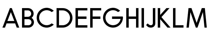 RobustaSansDemo Font LOWERCASE