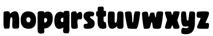 Rocco-Regular Font LOWERCASE