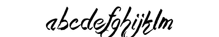Rockers Font LOWERCASE