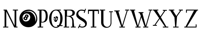 RocknRollTypoSpecial Font UPPERCASE